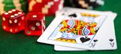Leje af Poker